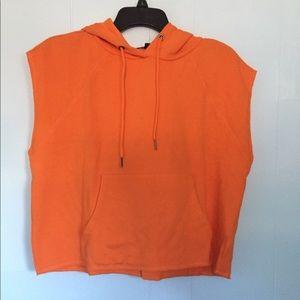 Neon Orange Sweater